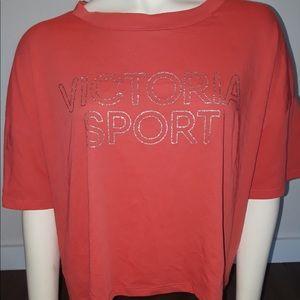 (2) Victoria Secret sport tops